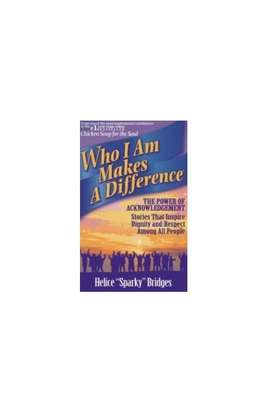 """Who I Am Makes A Difference"" Book"